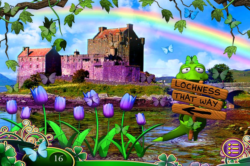 Screenshot Lucky Clover Pot O' Gold FREE