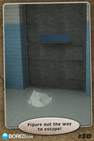 Screenshot e3D: The Jail 2