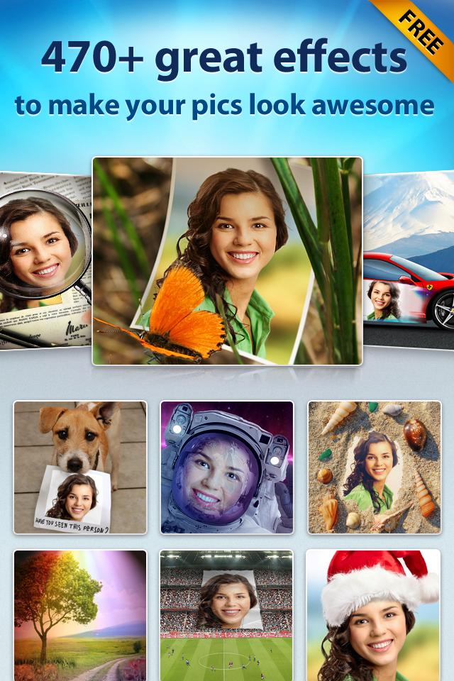 Скачать приложенью прикольные рамки на фотографии