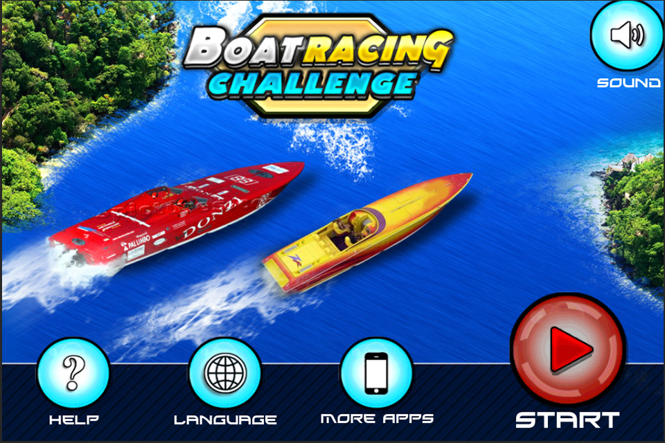Screenshot Boat Racing Challenge