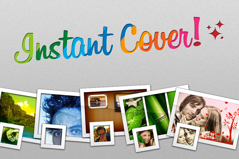 App Shopper: Instant Cover - Your Facebook Makeover | Create stylish ...